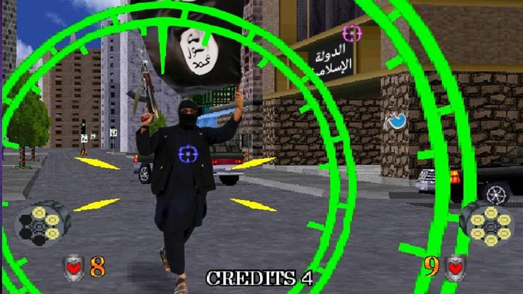 """لعبة """"في كوب 2"""" الكلاسيكية تعود للحياة: اقتل داعشياً"""