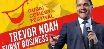 """دبي تودع """"مهرجان الكوميديا"""" بعرض باهت لتريفير نواه"""