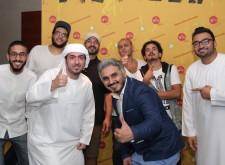 """""""دبي علواقف"""": فكاهيو الخليج في ستاند آب كوميدي"""