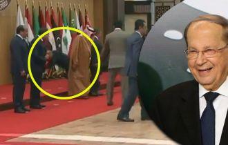 نعم، عليكم أن تضحكوا جميعاً على سقوط ميشال عون